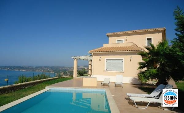 Villa for sale in Simotata, Kefalonia