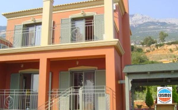 Villa for sale in Lourdata, Kefalonia