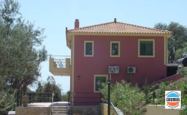 Villa for sale in Katelio, Kefalonia