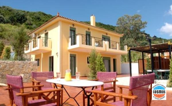 Villa for sale in Katelios, Kefalonia