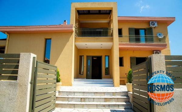 Detached house for sale in Metaxata, Kefalonia