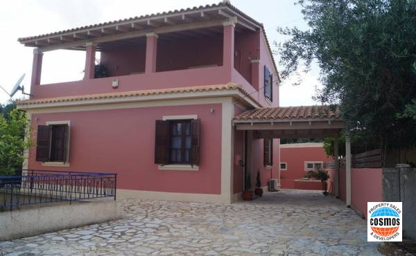 VILLA FOR SALE IN SARLATA, KEFALONIA