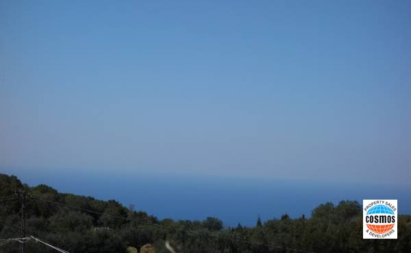 PLOT FOR SALE IN VASILIKADES, KEFALONIA