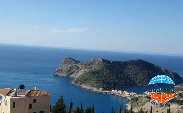 VILLA FOR SALE IN ASSOS, KEFALONIA