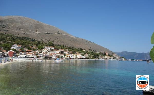 APARTMENT FOR SALE IN AGIA EFIMIA, KEFALONIA