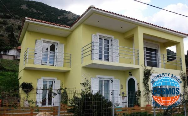 HOUSE FOR SALE IN AGONAS, KEFALONIA