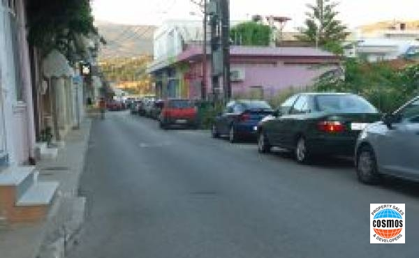 Shop space for sale in Argostoli, Kefalonia