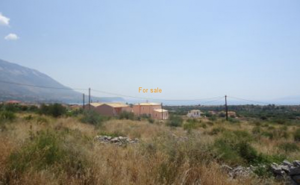 Plot for sale, Karavados, Kefalonia