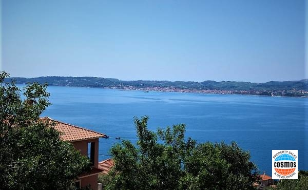 Plot for sale in Farsa, Kefalonia